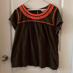 Boho Boden tunic size 16